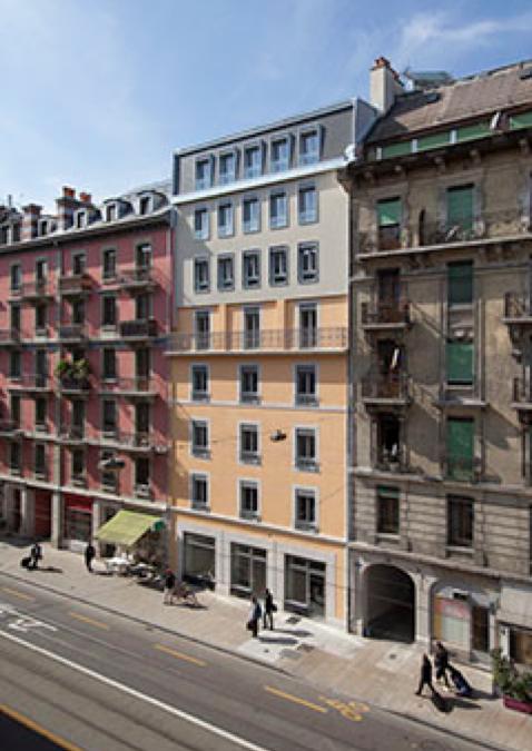 Rue de Lausanne 27 – Genève