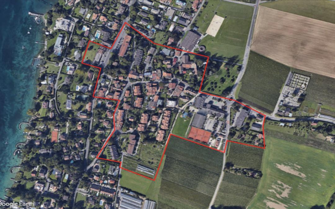 Commune d'Anières