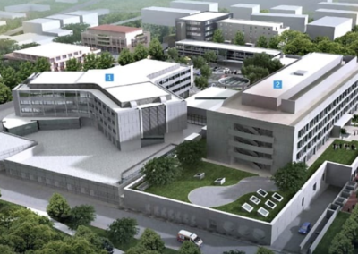 Hôpital de la Tour